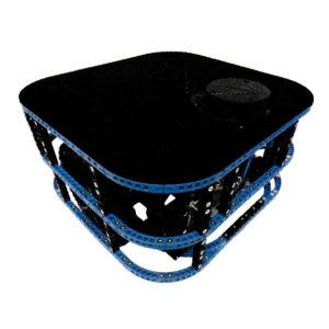 Cagebot® AGV ROBOT with Lidar