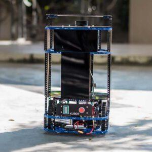 แบบจำลองหุ่นยนต์ AGV – ROS Kit