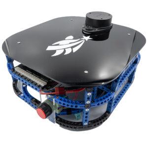 แบบจำลองหุ่นยนต์ AGV – ROS Kit – Size S