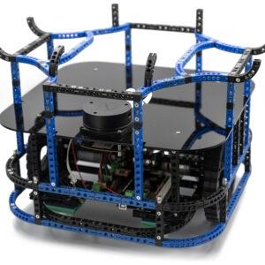 แบบจำลองหุ่นยนต์ AGV – ROS Kit – Size M